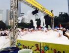 出租七夕暖场主题活动设备大型喷射泡沫机,水上泡泡机彩色泡沫