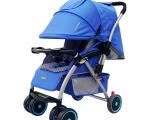 包邮新款童车冬季保暖多功能手推婴儿车避震轻便婴儿推车厂家批发