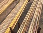 大量批发出售二手架子管 旧扣件顶丝等 回收工地建筑钢管材料