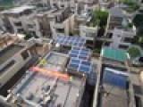 佛山太阳能发电-顺德杏坛5.83KW-德九新能源