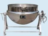崇左乳化搅拌夹层锅 钢制夹层锅