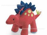 厂家直销创意恐龙公仔 卡通儿童毛绒娃娃 热销动物玩具 量大从优