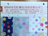 直销供应 10*10印花布 尼丝纺印花 蜡染平纹印花布