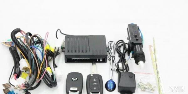 五菱宏光/宏光s低配版升级遥控钥匙一体防盗器