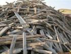 回收贺兰县工地上废旧方木废木板
