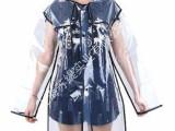 黑色半透雾面磨砂tpu面料 透视服装风雨衣薄膜防水塑料布