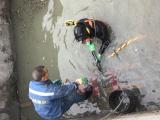 下水道混泥土清理,专业蛙人潜水堵漏清淤