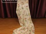 梭织布 服装面料涂料印花布 梭织提花布料