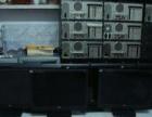 承德隆化围场滦平网吧台式电脑回收,显示器回收