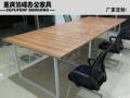 重庆厂家定制员工工位桌卡位桌屏风位皮质办公沙发等