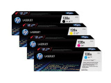 HP/惠普128A彩色套装 激光打印机耗材CE