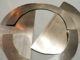 银焊片Ag50CuZnNi钎焊不锈钢阀门阀件等不锈钢配件