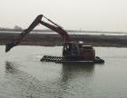 河北水上挖掘机价格——供应山东热销水上挖掘机