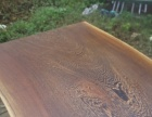 鸡翅木大板桌 自然边,办公桌茶桌餐桌茶几实木家具