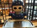 穿山甲餐饮传菜 迎宾机器人加盟 适合中餐