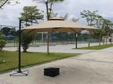 西安户外庭院伞定做 陕西太阳伞厂家 西安广告伞印字价格
