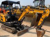 廣西桂林二手玉柴85挖機 二手小型挖掘機