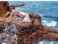 婚纱摄影海景婚纱照大气唯美浪漫旅拍团购低价优惠