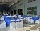 深圳庆典展用品租赁桌椅 大圆桌圆吧桌洽谈椅单人沙发帐篷出租