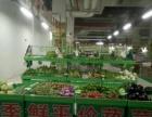 新天地地下农贸市场 摊位柜台 12平米