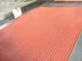 橡胶板生产厂家 生产 红色条纹橡胶板 红色橡胶板