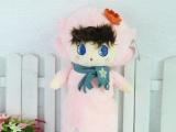 供应毛绒玩具 人物公仔 卡通动漫毛绒玩具 婴幼儿娃娃