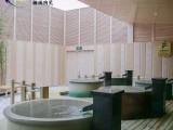 景德镇瀚澜陶瓷泡澡缸 浴场用的洗澡大缸 洗浴大缸厂家