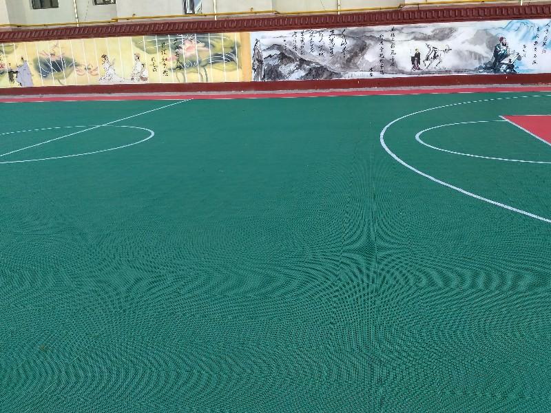 贵阳市悬浮式拼装地板生产厂家