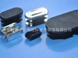 东莞椭圆型平面塑胶管塞品牌龙三塑胶标准零配件厂
