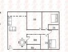 汉邦66广场 一房一厅 品牌家私家电 急租 1300元