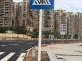 单柱式公路标志牌定制厂家按设计院图纸制作报价