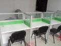 沧州办公桌一对一培训桌职员工位