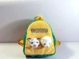 25cm学生包书包箱包玩具包可爱包儿童包