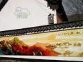 上郭乡写墙体广告 运城写墙上大字 山西户外墙体广告