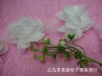 6厘米直径雪纺6瓣花瓣、颜色、尺寸都可以定做、DIY服装等