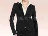 服装厂家直销职业装 职业女裤套装 女式西服制服工作服定做