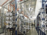 卓科涂裝設備 前處理 噴粉 噴漆 烘爐 懸掛輸送專業生產廠家