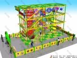 儿童拓展设备 室内乐园 淘气堡 大型游乐场 幼儿训练室外设备