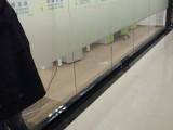 深圳南山前海自贸区喷绘印刷广告字水晶字玻璃贴膜快速制作