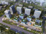 緊鄰雄安新區,京雄世貿港商住兩用適合投資均價7800