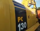 二手小型挖掘机小松130挖掘机上海萧宽工程机械有限公司
