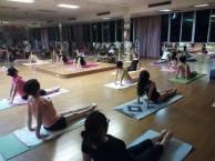 天河区哪里的瑜伽培训可以减肥?冠雅瑜伽培训减肥课程