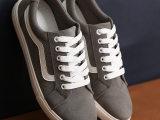 **一件代发 新款百搭时尚运动板鞋低帮系带平底男鞋日常休闲鞋