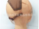 厂家直销 全蕾丝假发网帽 全手勾可调节网