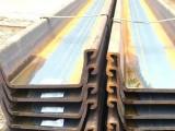 广州实力厂家全新拉森钢板桩出售二手钢板桩销售
