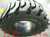 工程机械实心轮胎16/70-20装载机轮胎矿山轮胎型号齐全
