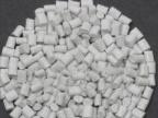 我厂长期供应 白色特软无味PVC塑料颗粒(55度)