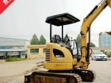 超低价出售二手小型挖掘机卡特302C原装进口