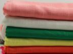 工厂现货高品质30S棉绸染色布料 环保印