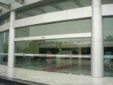 上海市卢湾区配玻璃门 安装定做玻璃门 订做钢化玻璃门